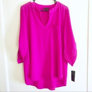 Signature studio tunic top